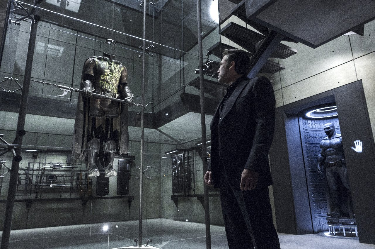 "Ben Affleck On Batman V Superman Experience: ""I Loved It"""