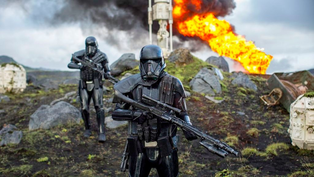 Disney Watered Down Darth Vader Scene In Rogue One: A Star Wars Story