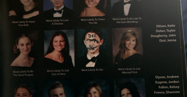 Most Likely To Die Review