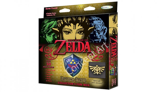 It Looks Like A Legend Of Zelda TCG Is On The Cards