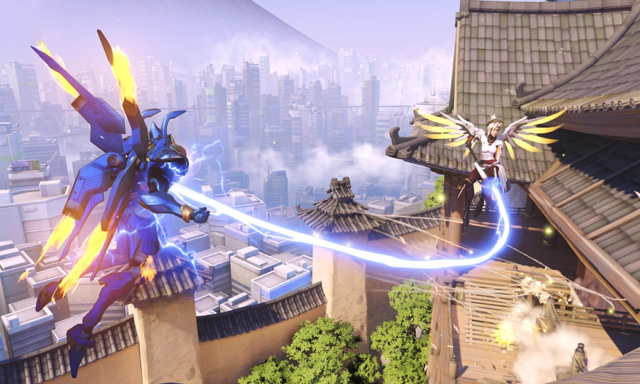 Blizzard Planning To Release More Story-Related Content For Overwatch This Year