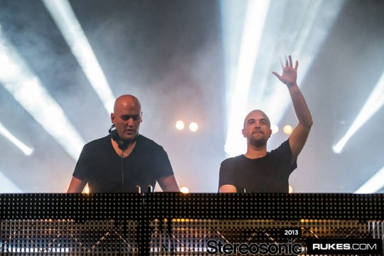 Aly & Fila Announce Future Sound Of Egypt Island In NYC