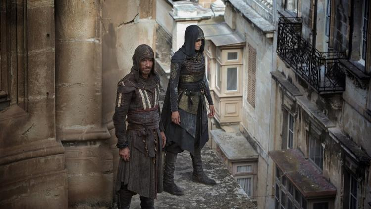 Another Pair Of Assassin's Creed Images Prep You For Wednesday's Trailer