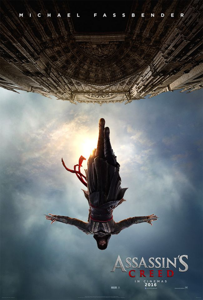 Michael Fassbender Prepares To Leap Into Action In Latest Assassin's Creed Still