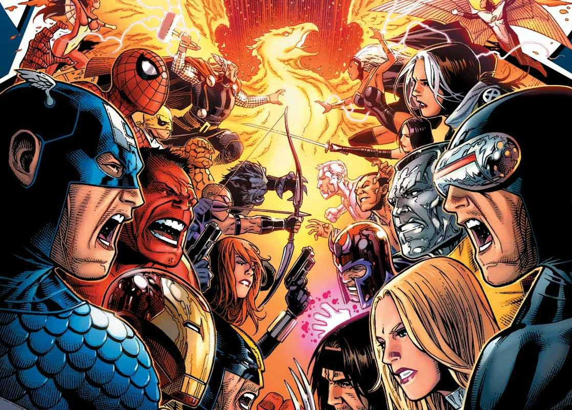 Imagenes De Xmen: 7 Major Marvel Comic Events That Need To Be Made Into Movies