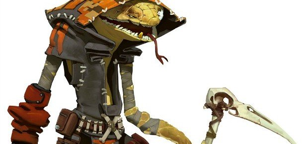Battleborn's Next DLC Hero Is A Snake By The Name Of Pendles