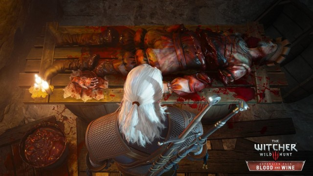 CD Projekt Red Say Blood And Wine Will Look Better Than The Witcher 3