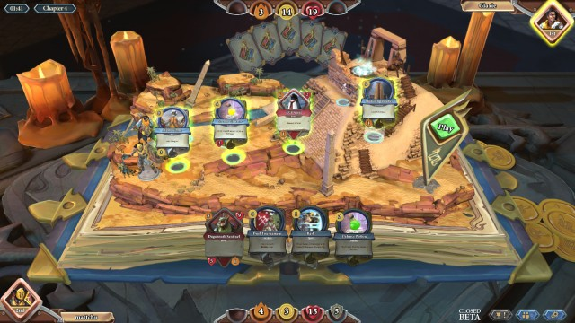 Competitive Card Game Chronicle: RuneScape Legends Launches May 26