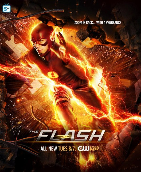 Cool New Poster And One Final Extended Trailer For Tonight's Episode Of The Flash