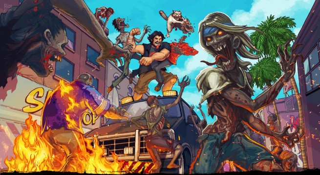 Dead Island: Retro Revenge Review