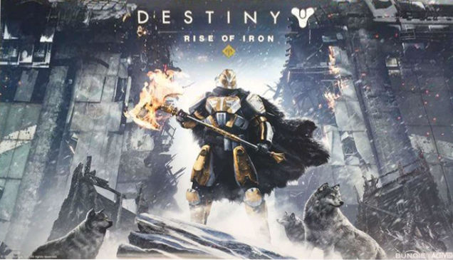 Report: Destiny's Upcoming Fall Expansion Titled Rise Of Iron