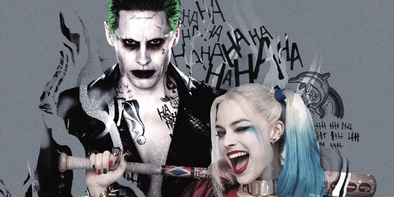 Awesome New Suicide Squad Promo Art Features The Joker