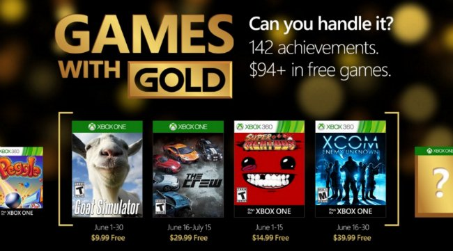 Games-With-Gold-June-2016