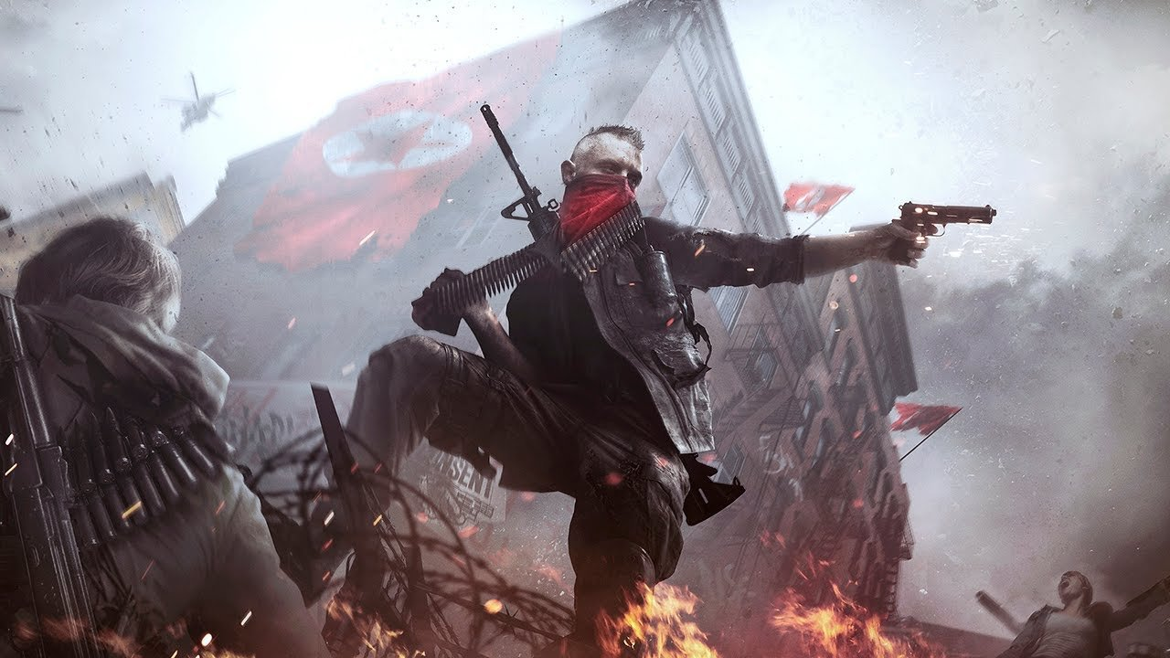 Deep Silver Claims Homefront The Revolution Released Too Early