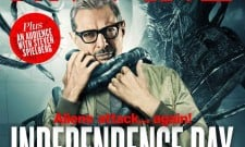 Independence Day: Resurgence Slithers Onto Latest Empire Cover