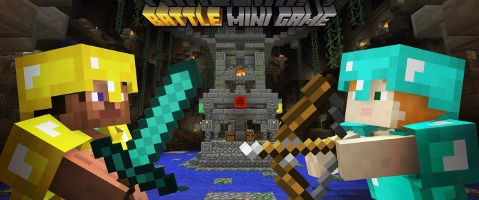 Majong Bringing Battle Mode To Minecraft Console Versions In June