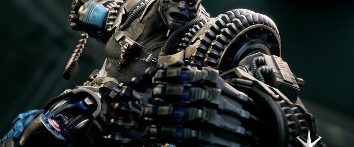 Check Out Tank Hero Riktor In The Latest Paragon Trailer