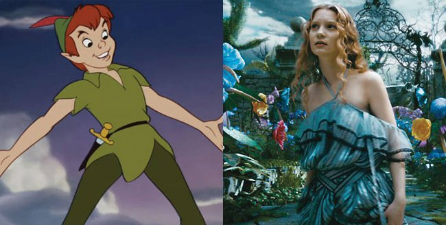 Alice In Wonderland/Peter Pan Prequel Movie To Be Directed By Brave's Brenda Chapman
