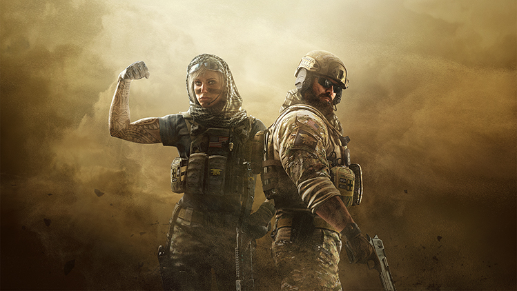 Rainbow Six Siege's Operation Velvet Shell Expansion Releases February 7