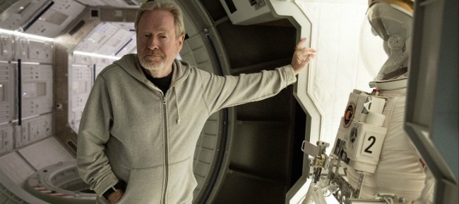 Ridley Scott Calls Out Superhero Films, Says He Won't Make One