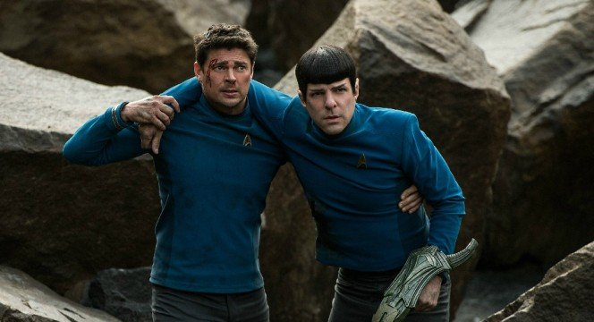 Karl Urban Was Initially On The Fence About Returning As Bones For Star Trek Beyond