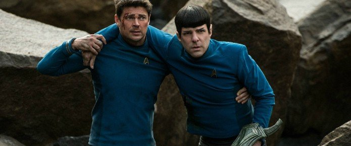 Karl Urban Wouldn't Think Twice About Returning For Star Trek 4