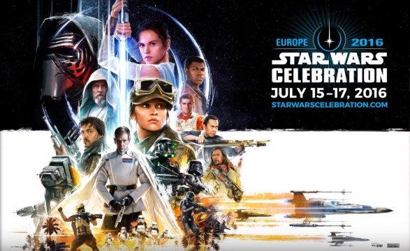 Star Wars Celebration Poster Brings Together Old Faces And New