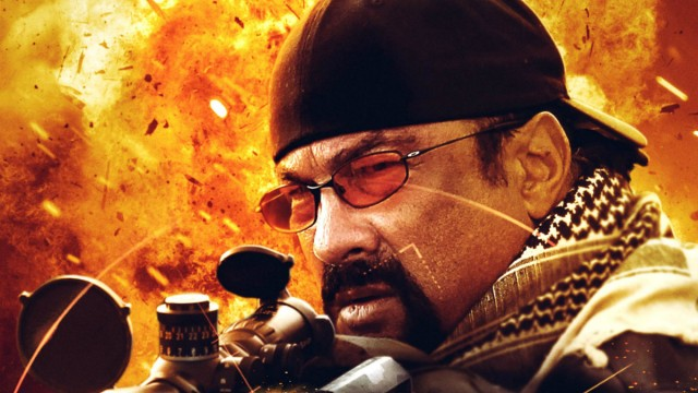 Steven Seagal in Code of Honor