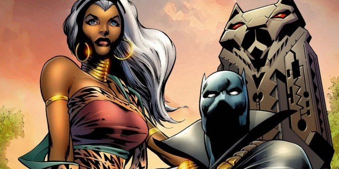 X-Men Apocalypse's Alexandra Shipp Wants Storm And Black Panther To Share The Screen