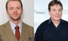 Terminal Casts Simon Pegg And Mike Myers Opposite Margot Robbie