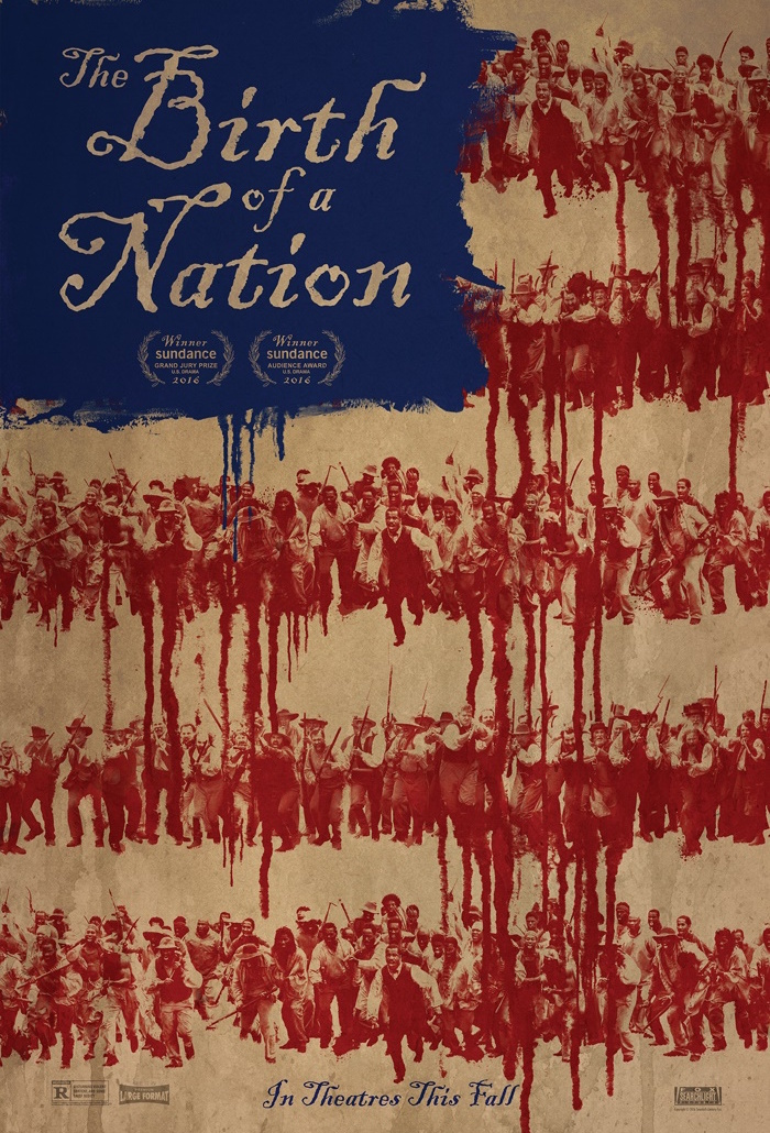 The Birth Of A Nation Poster Teases America's Bloody History