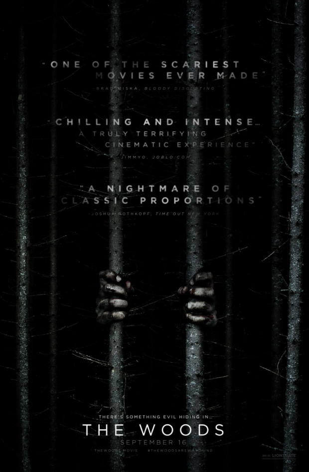 The Woods Beckon In Haunting First Trailer For Adam Wingard's Horror