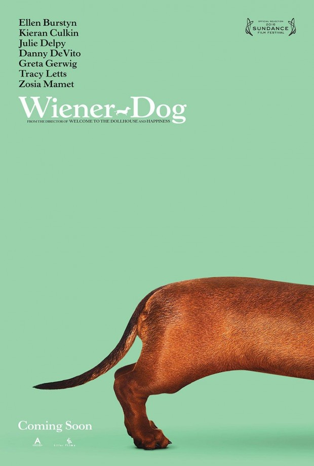 First Trailer For Todd Solondz's Sundance Hit Wiener-Dog Trots Online