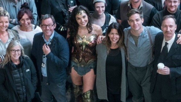Wonder Woman Director Patty Jenkins Shares Photo Of Gal Gadot In Full Costume