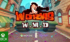 Worms W.M.D Pre-Order Bonuses Pull From The All-Stars Of Gaming