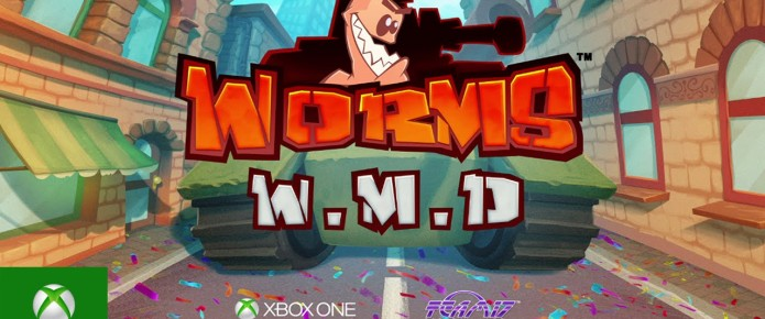 Worms W.M.D Shows Off Manic Multiplayer Action With Celebratory Trailer