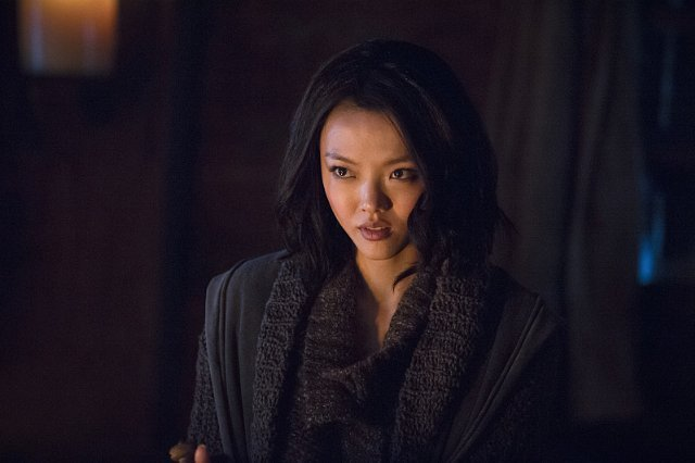 Arrow And Wolverine Actress Rila Fukushima Boards Ghost In The Shell