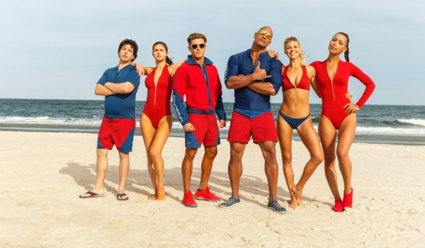 Baywatch Trailer: Dwayne Johnson And The Crew Hit The Beach In Slo-Mo
