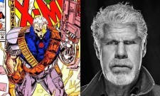 Ron Perlman Campaigns To Play Cable In Deadpool 2