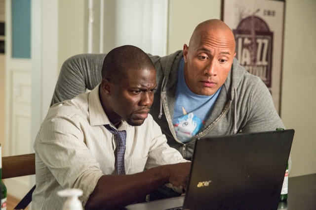 Central Intelligence Clip And TV Spot Champion Dwayne Johnson And Kevin Hart As The CIA's Power Couple