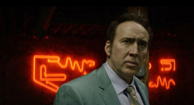 Nicolas Cage Enlists For Near-Future Thriller The Humanity Bureau