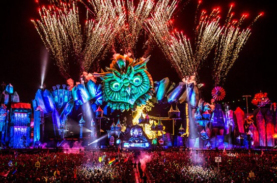 Electric Daisy Carnival Las Vegas To Be Facebook And YouTube Live Streamed