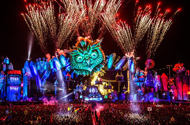 Check Out The Phase One Lineup For EDC India