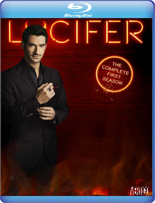 Lucifer Season 1 Blu-Ray And DVD Release Date Announced