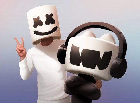 Marshmello Is The Newest Addition To The Monstercat Family