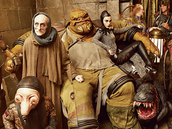 8 Minor Characters From Star Wars: The Force Awakens With Insane Origin Stories