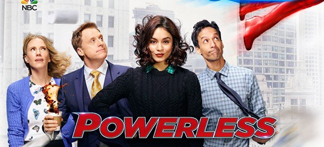 New Promo For DC's Powerless Reveals The Batman Connection