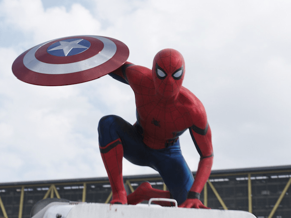 More Spider-Man: Homecoming Set Photos Swing Onto The Web
