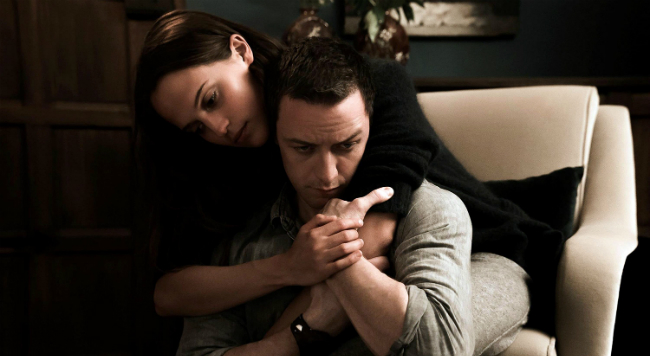 First Look At Alicia Vikander And James McAvoy In Romantic Thriller Submergence