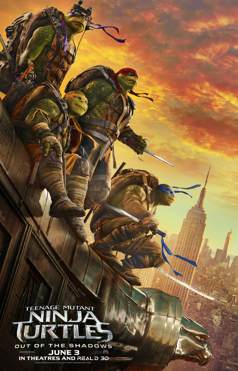 Teenage Mutant Ninja Turtles: Out Of The Shadows Recruits New Voice Actor For Krang